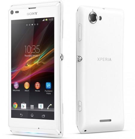 Цена на Sony Xperia L C2105