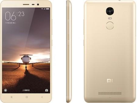 Смартфон XIAOMI Redmi Note 3 Pro Dual SIM