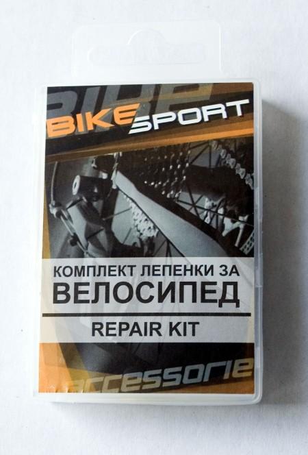Аксесоар за велосипед Аксесоари Комплект лепенки за гуми