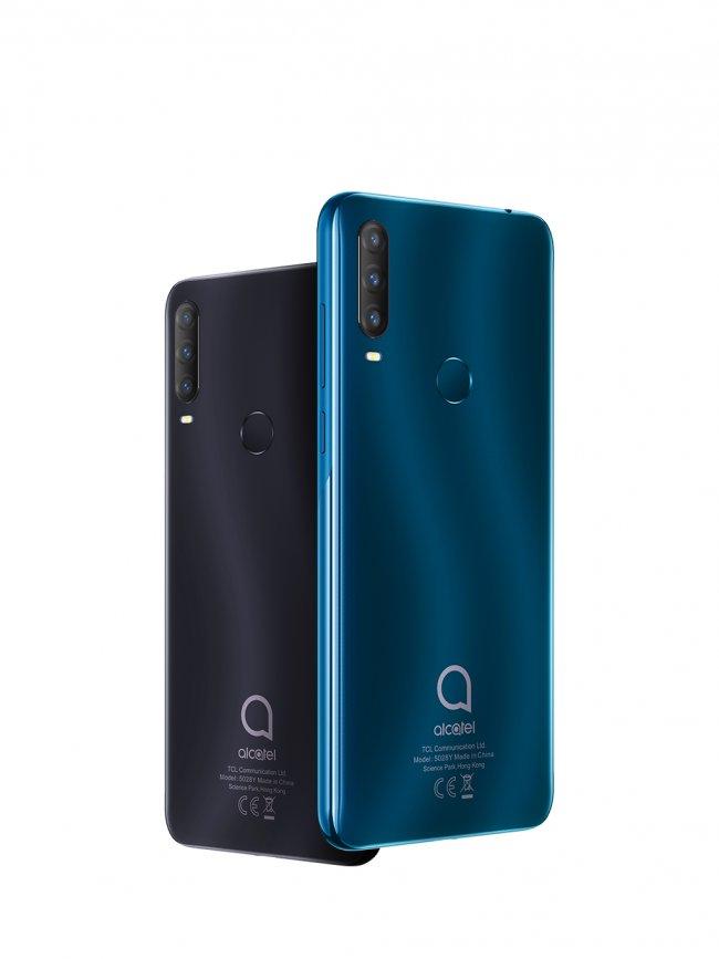 Смартфон Alcatel 1S  (2020) DUAL