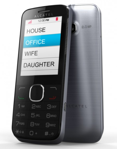 Смартфон Alcatel ONETOUCH 2005