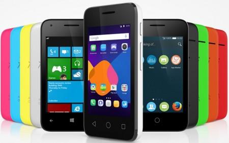 """Alcatel ONETOUCH 4013D Pixi 3 (4"""") Dual SIM"""