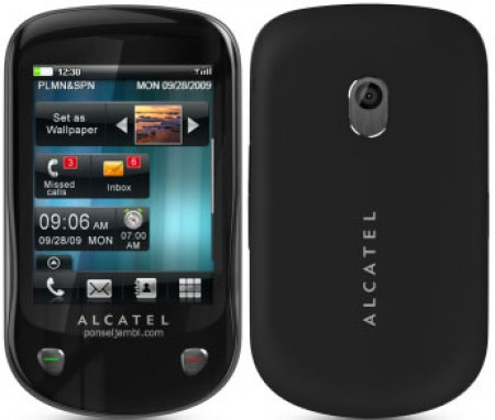 GSM Alcatel ONETOUCH 710 Dual SIM
