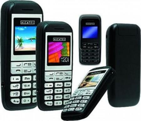GSM втора употреба Alcatel ONETOUCH E201