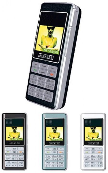 GSM Alcatel ONETOUCH E252