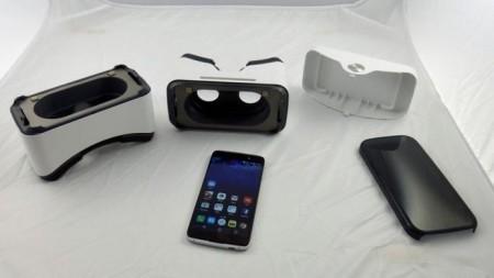 Цена Alcatel ONETOUCH Idol 4 6055K + VR Glasses