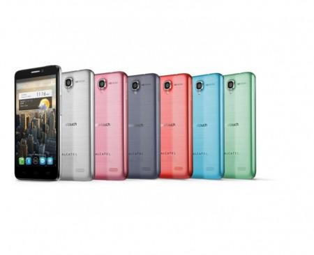 Снимка на Alcatel ONETOUCH  IDOL 6030 Dual SIM