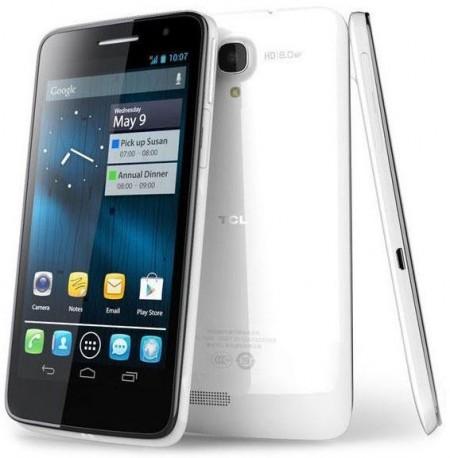 Смартфон Alcatel ONETOUCH SCRIBLE HD 8008D