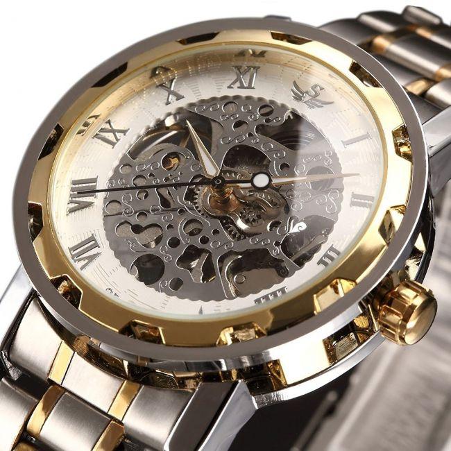 Часовник Alps Механичен мъжки часовник