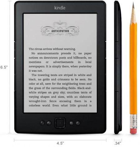 Електронна книга Amazon Kindle 5 New Wi-Fi