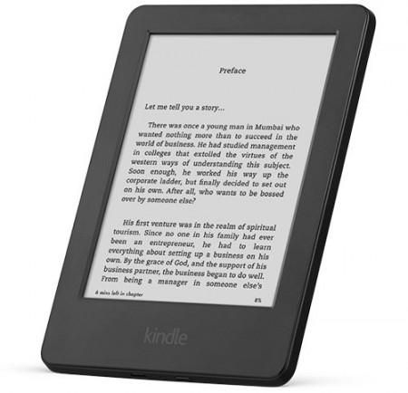 "Електронна книга Amazon Kindle 6"" Glare"