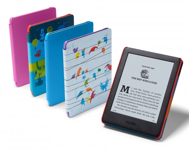 Електронна книга Amazon Kindle Kids Edition 2019