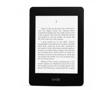 Електронна книга Amazon Kindle Paperwhite 3G