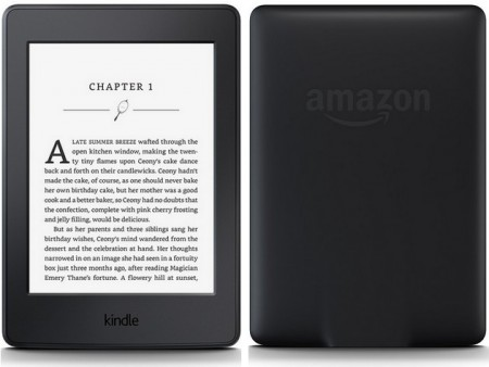 Цена на Amazon Kindle Paperwhite Wi-Fi 2017