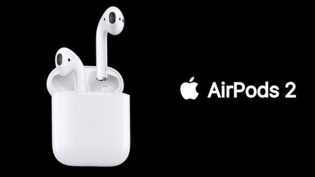 Слушалки Apple AirPods 2 MV7N2