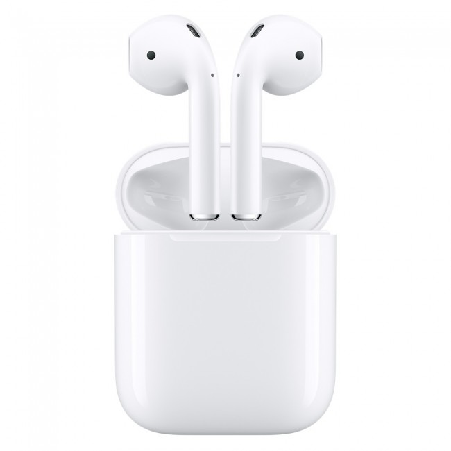Слушалки Apple AirPods MMEF2