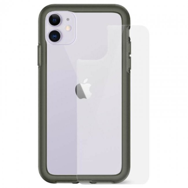 Калъф за Apple Artwizz Bumper + SecondBack for iPhone 11