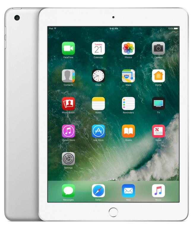 Таблет Apple iPad  128GB Wi-Fi + Cellular 2017