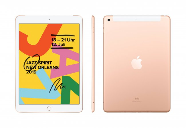 Таблет Apple iPad 7 10.2 (2019) WiFi + LTE