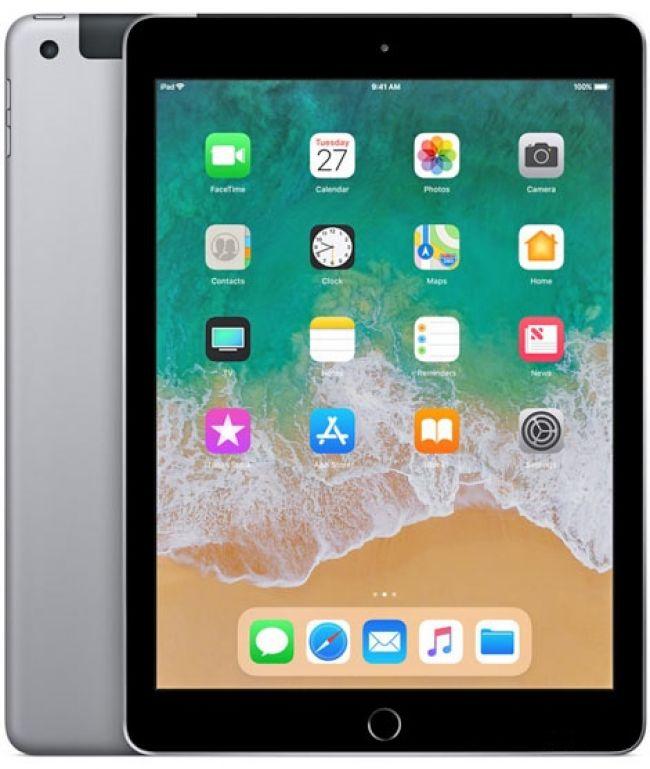 "Таблет Apple iPad 9.7"" 2018 Wi-Fi + 4G 128GB"