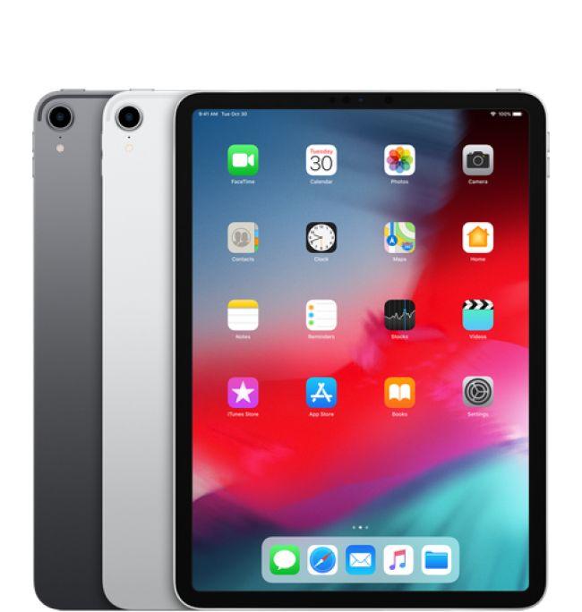 "Таблет Apple iPad Pro 11"" 2018 Wi-Fi + 4G"
