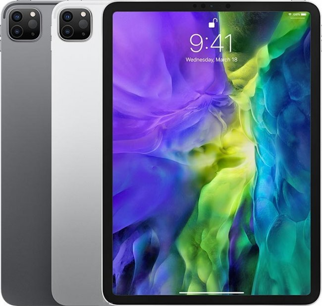 Таблет Apple iPad Pro 11'' 2nd Gen (2020) Wi-Fi + Cellular & GPS
