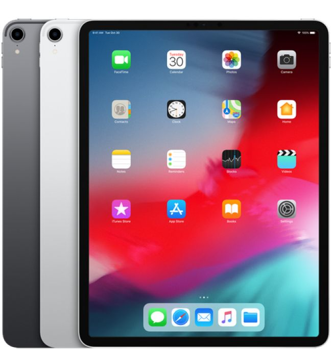 Таблет Apple iPad Pro 12.9'' 2018 Wi-Fi + 4G