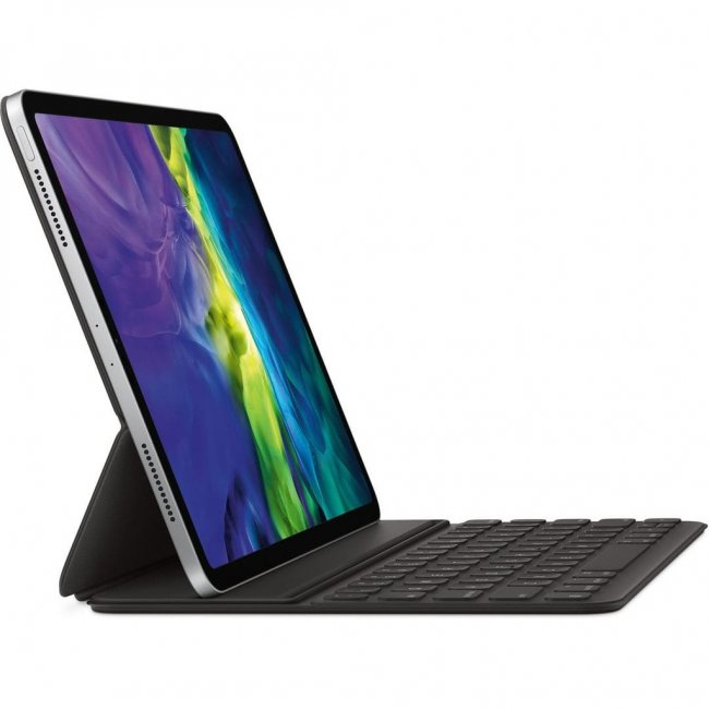 Клавиатура Apple Ipad PRO 12.9 (2020) Smart Keyboard Folio MXNL2