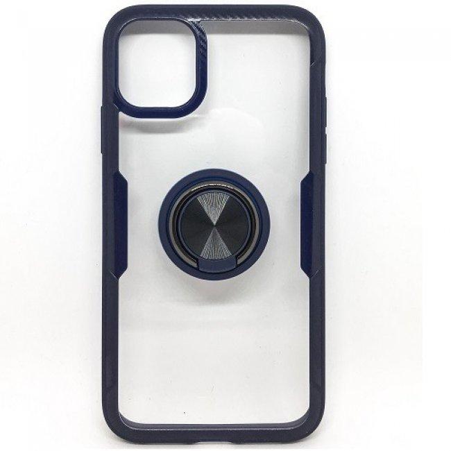 Калъф за Apple Iphone 11 Pro Ring case твърд гръб