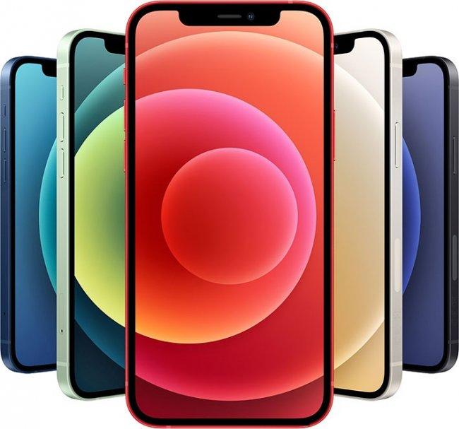 Снимки на Apple iPhone 12