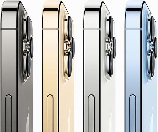 Снимки на Apple iPhone 13 Pro Max
