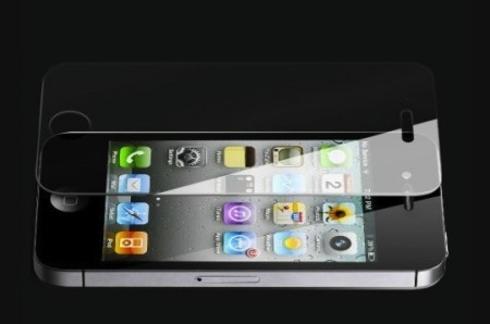 Стъклен Протектор за мобилен телефон Apple Iphone 4/4S Glass