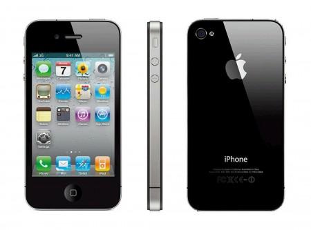 GSM Apple iPhone 4 8GB BLACK