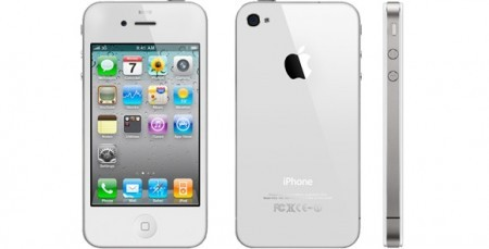 GSM Apple iPhone 4 8GB WHITE