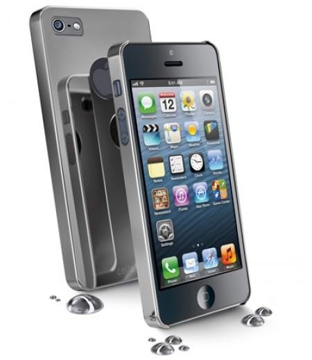 Калъф за Apple iPhone 5/5S/SE Chrome