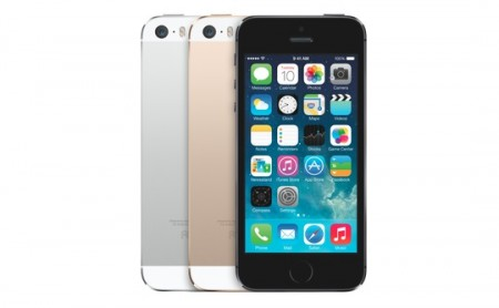 Снимки на Apple iPhone 5S 16GB