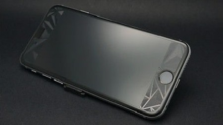 Стъклен Протектор за мобилен телефон Apple iPhone 6/6S Diamond Glass
