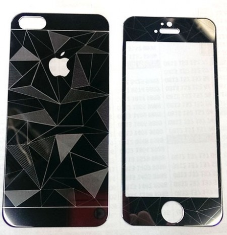 Протектор за Apple iPhone 6 plus/6S plus Diamond Glass set