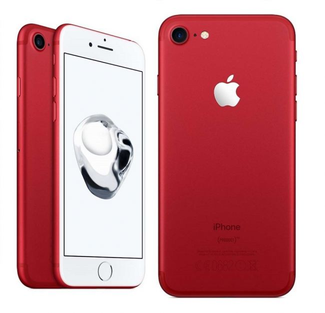 Apple iPhone 7 256GB Снимки