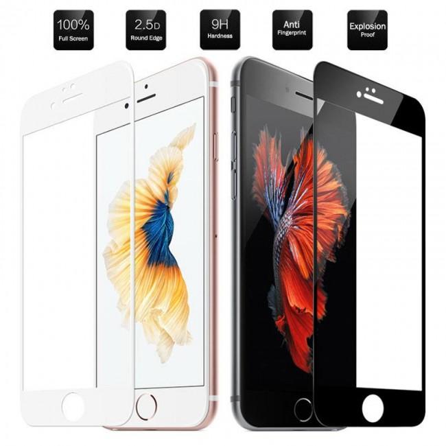 Снимки на Apple Iphone 7/8/SE 2020 5D Стъклен протектор