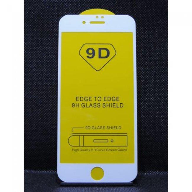 Стъклен Протектор за мобилен телефон Apple iPhone 7 9D