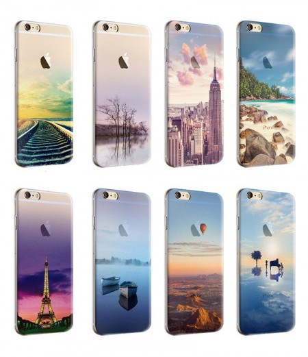 Калъф за Apple Iphone 7 Plus Color Case