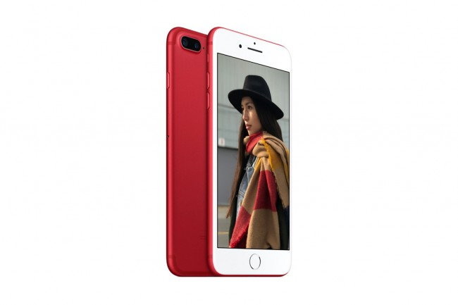 Смартфон Apple Iphone 7 Plus Red 256GB