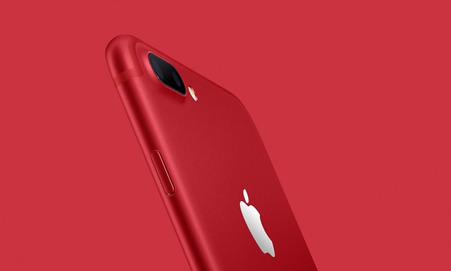 Цена Apple Iphone 7 Plus Red 256GB