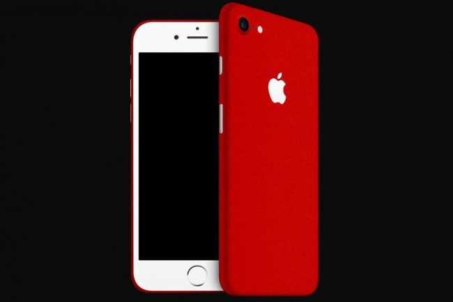 Смартфон Apple Iphone 7  RED 128GB