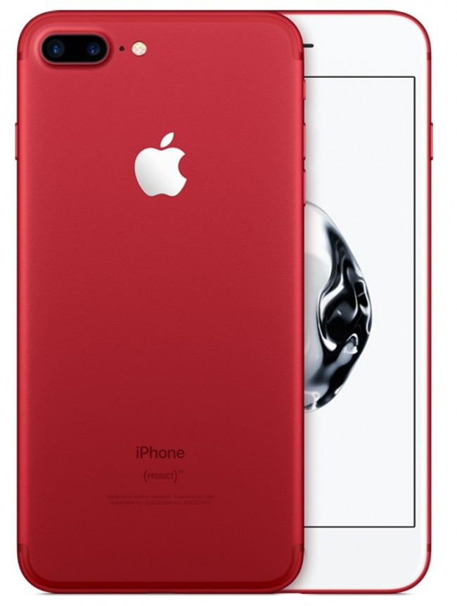 Цена Apple Iphone 7 Red 256GB