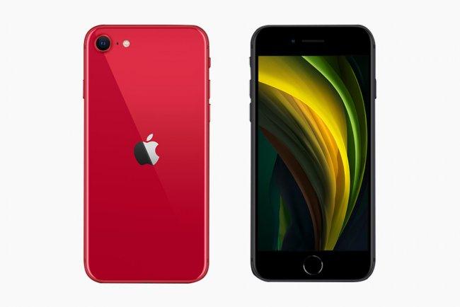Цена на Apple iPhone SE 2 (2020)
