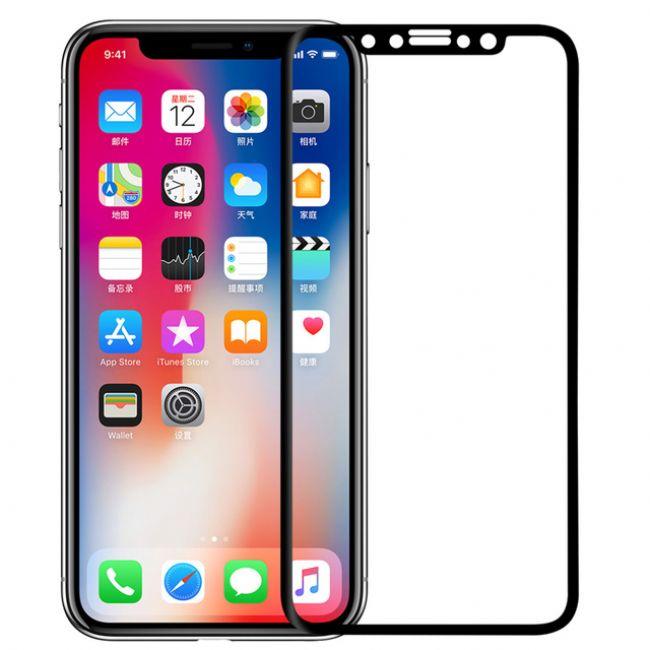 Протектор Apple Iphone X Soft Edge Стъклен протектор