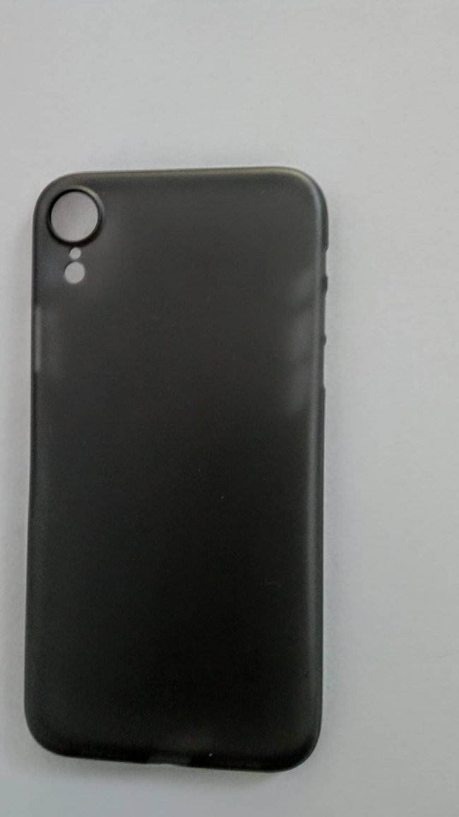 Калъф за Apple Iphone XR Silicone case