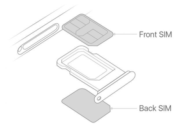 Снимки на Apple iPhone XS Max Dual